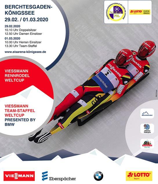 Image for VIESSMANN Rennrodel-Weltcup 2020 - 2 Tages Ticket (Auch V.I.P-Tickets sind hier erhältlich!)