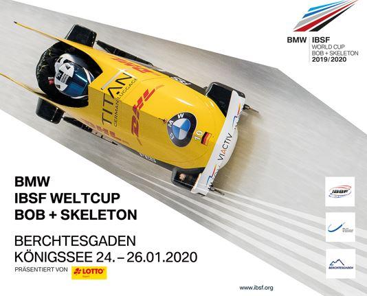 Image for BMW IBSF World Cup Bob & Skeleton 2020 - 3 Tages Ticket für Fr., Sa. & So. (Auch V.I.P-Tickets sind hier erhältlich!)