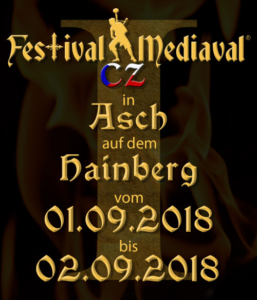 Image for Festival-Mediaval CZ in Asch - Festivalticket vom 01. - 02.09.2018