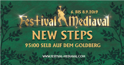 Image for Festival-Mediaval XII in Selb - 3 Tages Ticket vom 06. - 08.09.2019 -
