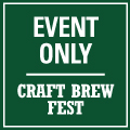 Image for Craft Brew Festival - Event Only