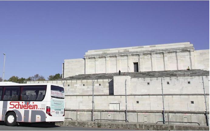 Image for Bus-Video-Tour über das ehemalige Reichsparteitagsgelände