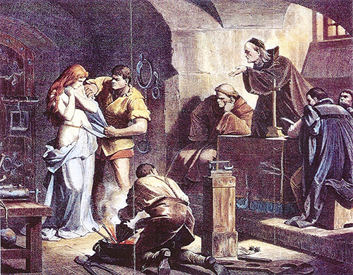 Image for Hexenverfolgung in Bamberg  - Von Truden und dem Hexenbrenner