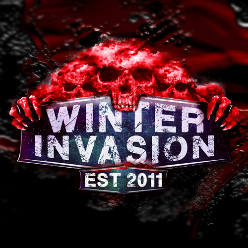 Image for Winter Invasion Festival 2018 - Merchspecial
