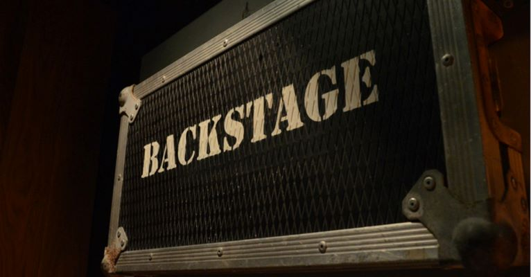 Image for Backstage Tour
