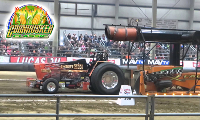 Image for Cornhusker Classic Tractor Pull RESERVED SEAT 2 Session Saturday