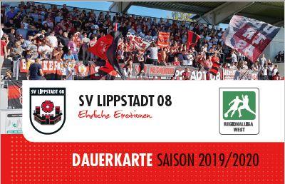 Image for SV Lippstadt 08 - Dauerkarte 2019/2020