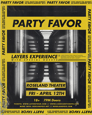 Image for PARTY FAVOR
