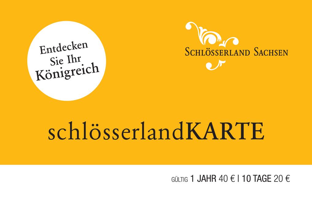 Image for schlösserlandKARTE für 1 Jahr