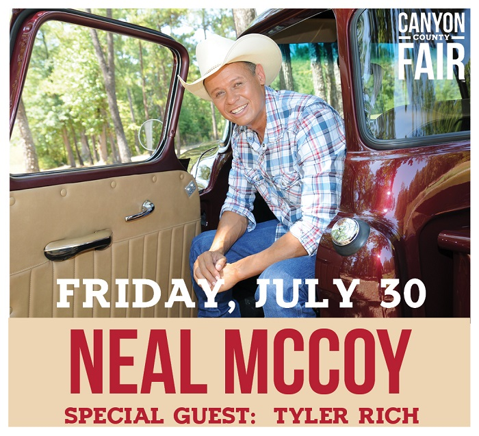 Image for Neal McCoy with special guest Tyler Rich