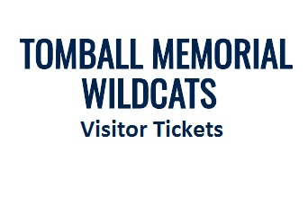 Image for Tomball Memorial High School Single Game Visitor Tickets