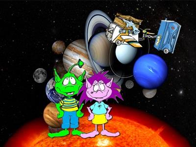 Image for Abenteuer Planeten