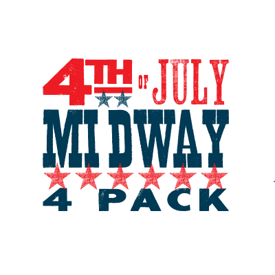 Image for 2018 Fair Park Fourth - 4-Pack