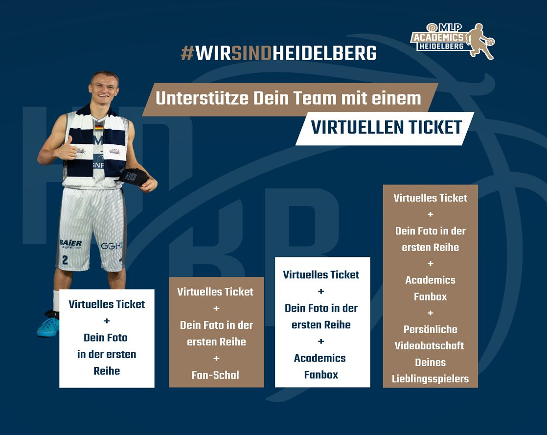 Image for #WirsindHeidelberg - virtuelle Tickets & mehr
