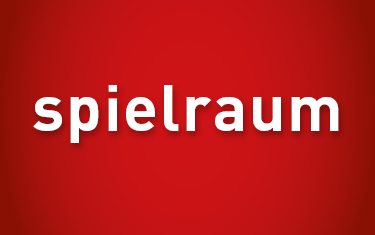 Image for spielraum 03.11. - 04.11.2018