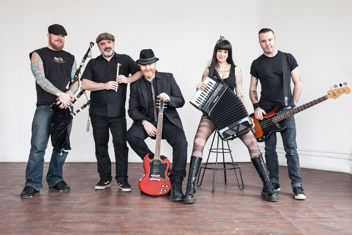 Image for The Mahones