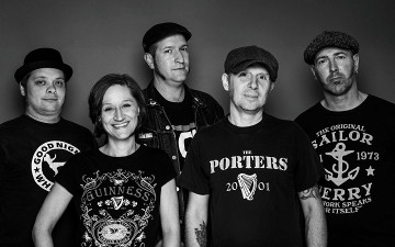 Image for The Porters - Folk Punk aus dem Ruhrpott