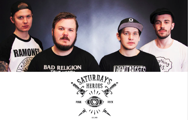 Image for Saturday's Heroes - Punkrock aus Schweden