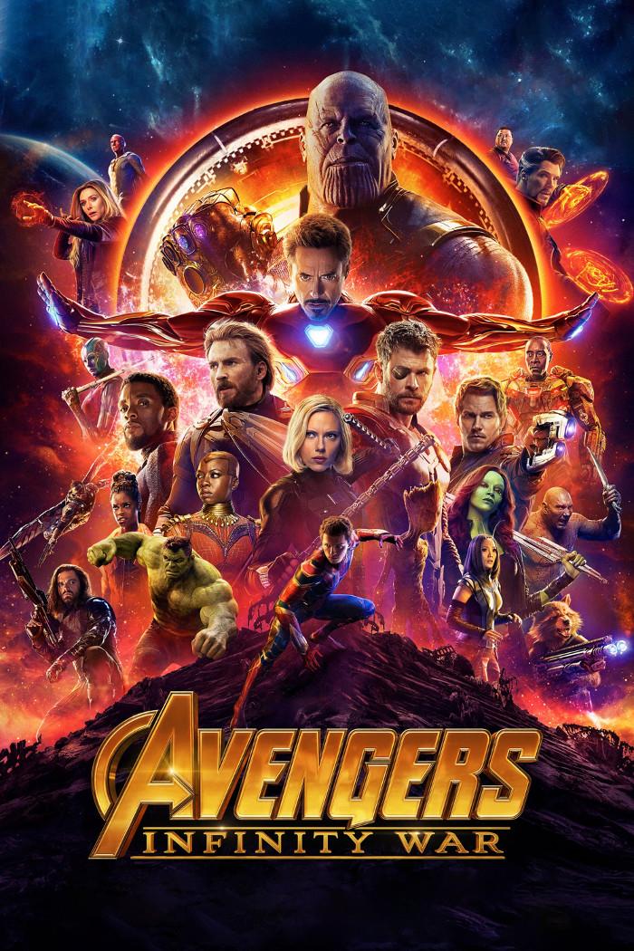 Image for Volkswagen-Filmnacht: Avengers: Infinity War (FSK 12)