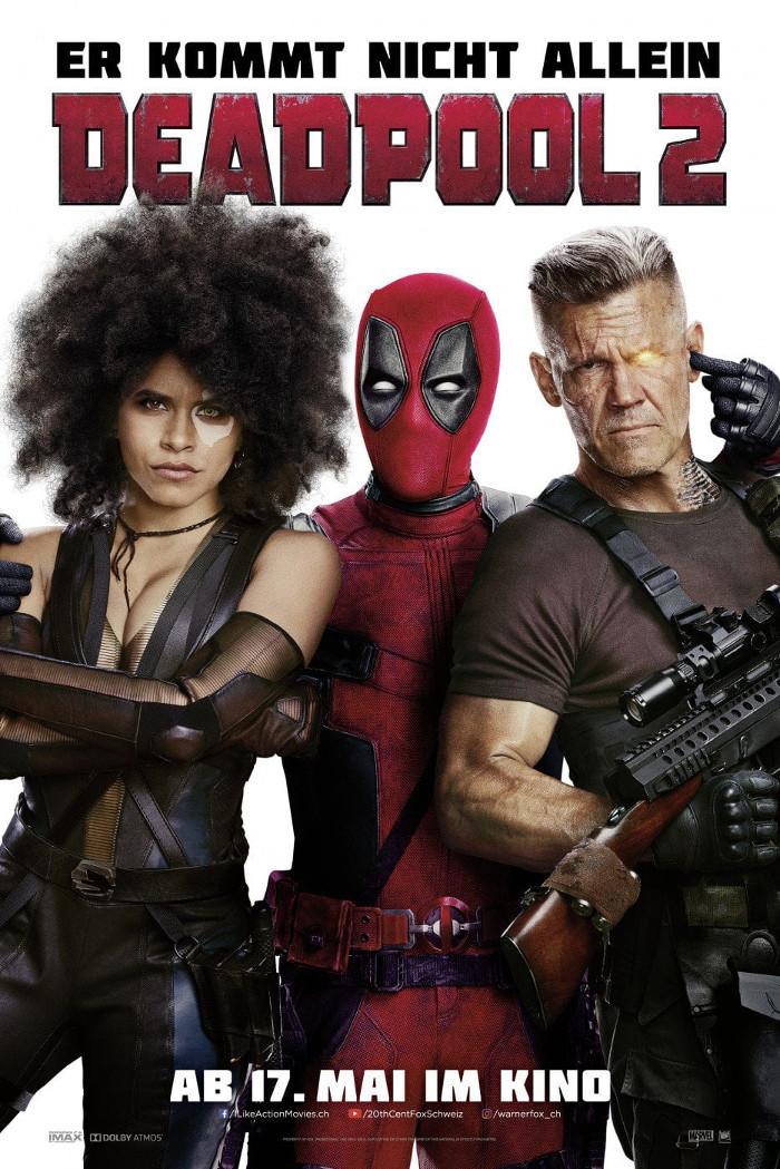 Image for Deadpool 2 (FSK 16)