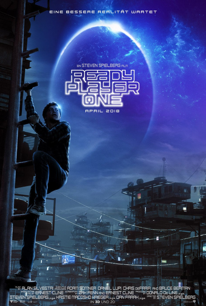 Image for Ready Player One (FSK 12)