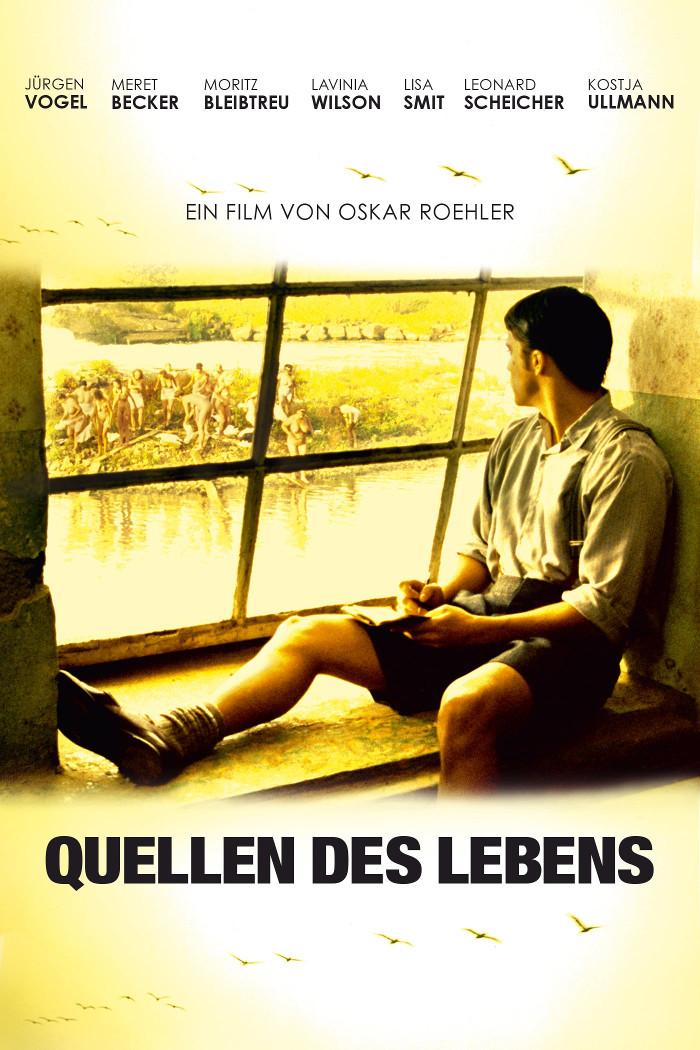 Image for Komparsen-Filmnacht: Quellen des Lebens (FSK 12)