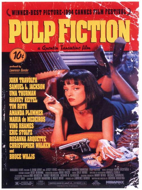 Image for Pulp Fiction (FSK 16)