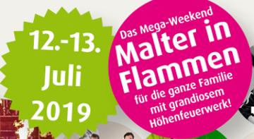 Image for STAHLZEIT - Schutt+Asche Tour 2019 am 13.07.2019 @Malter in Flammen 2019