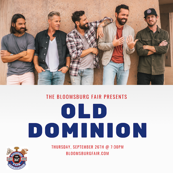 Image for Old Dominion with Brandon Lay