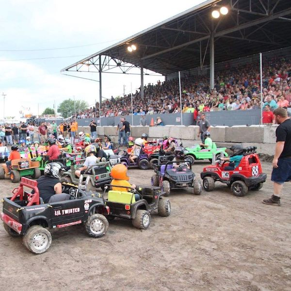 Image for Modified Full Size Truck / SUV Derby with Figure 8  Racing and Mini Van Derby
