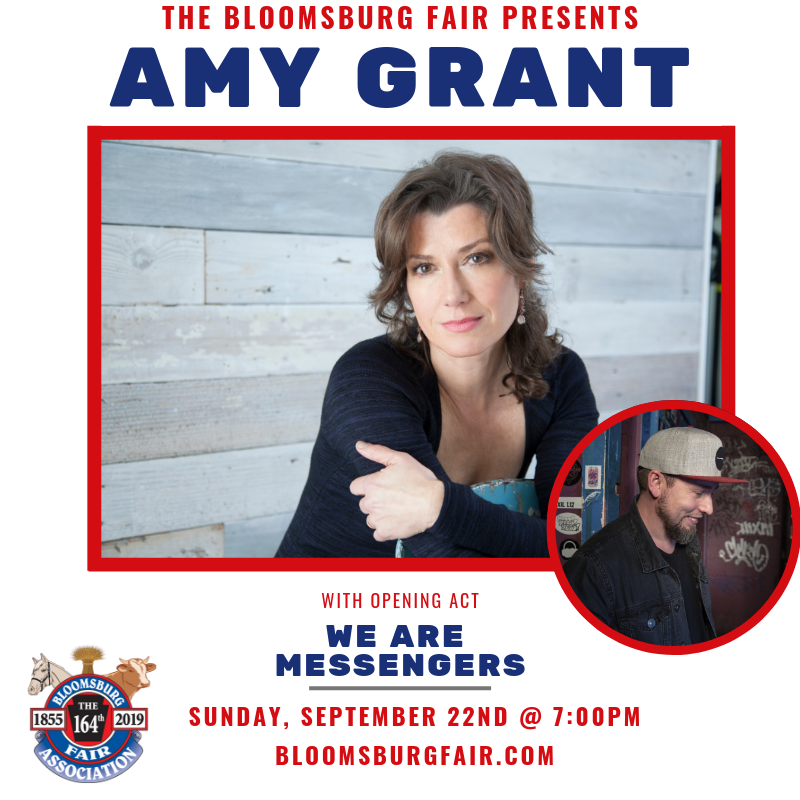 Image for Amy Grant with We Are Messengers