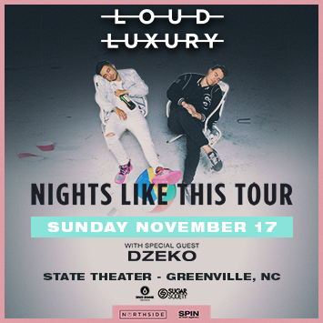 Image for LOUD LUXURY w/ DZEKO