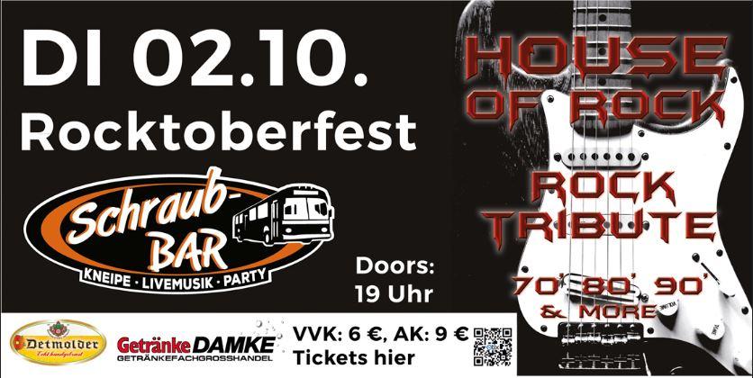 Image for Rocktoberfest