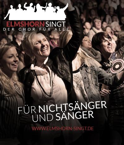 Image for ELMSHORN SINGT – Der Chor Für Alle