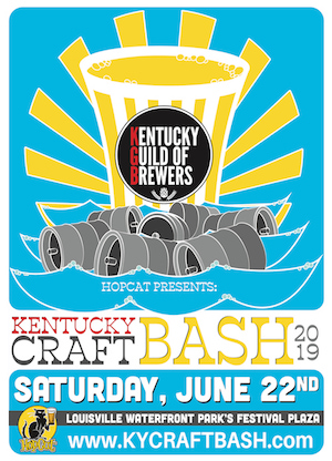 Image for Kentucky Guild of Brewer's KY Craft Bash - VIP