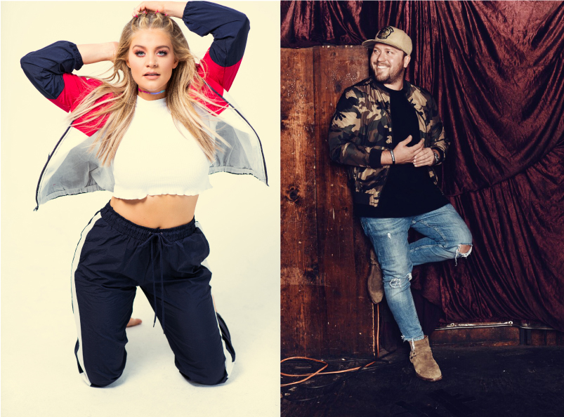 Image for LAUREN ALAINA with Mitchell Tenpenny w/ Gate Admission (Fri. Sept. 13)