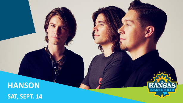 Image for Hanson w/ Gate Admission (Sat. Sept. 14)
