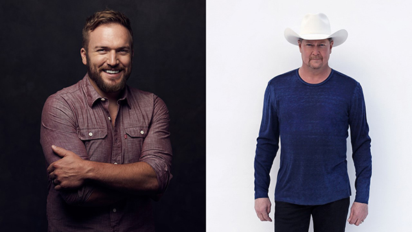 Image for Tracy Lawrence and Logan Mize w/ Gate Admission (Tues. Sept. 14)