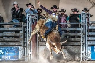 Image for Nex-Gen Bull Riding - Reserved w/ Gate Admission (Fri. Sept. 11)