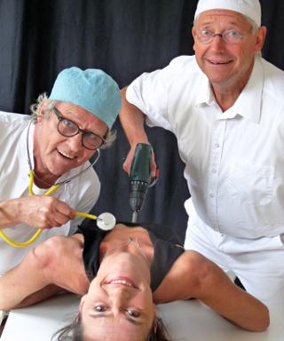 Image for Dr. Zwerchfells Liebesperlen