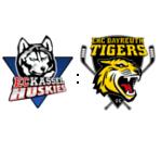 Image for Spiel 1: Kassel Huskies vs. Bayreuth Tigers
