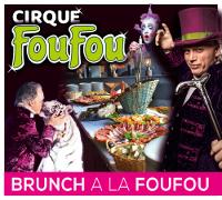 Image for FouFou - absolut verrückt im Quadrat: Familienbrunch - Variètheater Dresden -  Sonntag