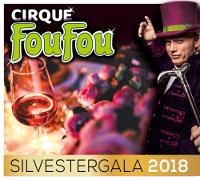 Image for FouFou - absolut verrückt im Quadrat: Dinner- Variètheater Dresden -  Montag