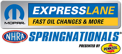Image for Multi Day Package - Mopar Express Lane NHRA SpringNationals Presented By Pennzoil