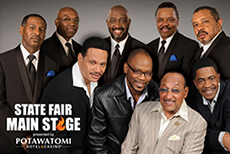 Image for THE TEMPTATIONS AND THE FOUR TOPS