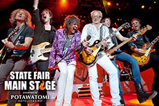 Image for FOREIGNER with Living Colour
