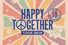 Image for HAPPY TOGETHER TOUR 2019