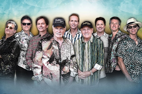 Image for THE BEACH BOYS