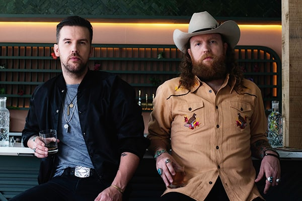 Image for BROTHERS OSBORNE with Ryan Hurd