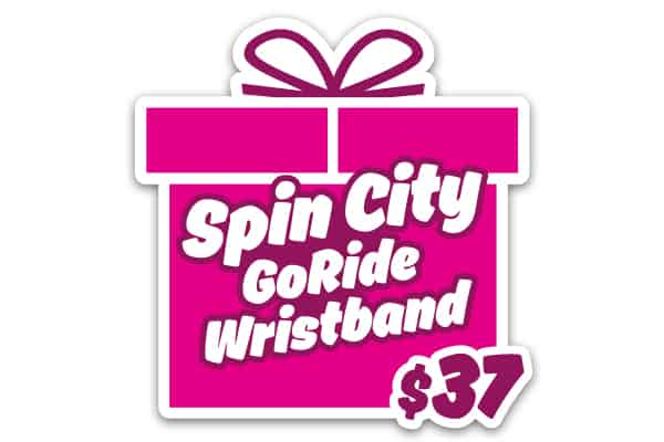 Image for SpinCity Wristband Voucher
